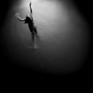Swimming Towards the Light - Kihei, HI - 2007 (c) Cole Thompson