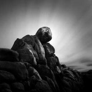 Ancient Stones No 2 - Joshua Tree, CA - 2012 (c) Cole Thompson