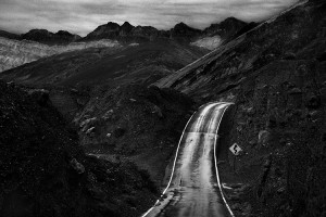 2013 Road to Nowhere No 3 - Death Valley, CA