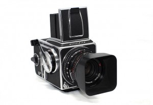 Hasselblad 500 c/m (Stock Image - Creative Commons)