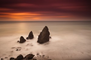 """rodeo beach - color version"" (C) Steve Landeros"