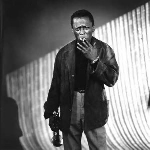 Miles Davis, Los Angeles, 1956 (Photo by William Claxton)