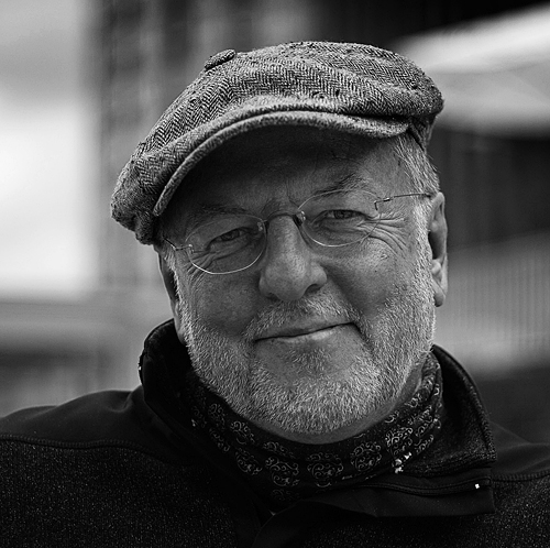Bernd Walz - Self Portrait (C) Bernd Walz