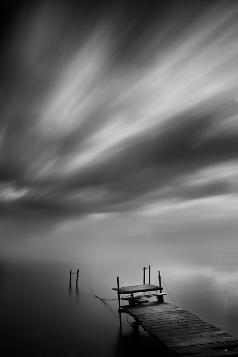 """Clouds Over the Lake"" (c) Bernd Walz"