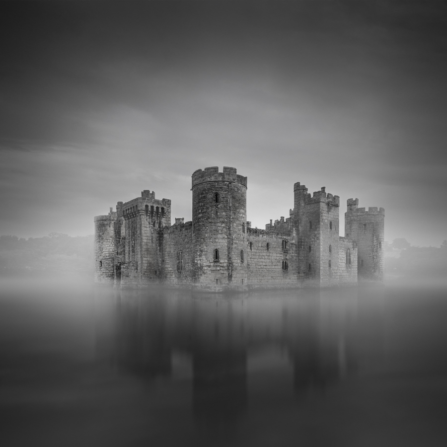 """Once Upon a Time"" (c) Darren Moore As the title suggests, I wanted to create a fairytale atmosphere with this image, and once again the weather conditions played a big part in creating the look I wanted. It took me almost a year and many visits to actually get these conditions, but to me it was worth it as the final image turned exactly how I imagined it to be. The image itself is two 1.3 second exposures manually stitched & blended together in Adobe Photoshop to create a vertorama, which gave me a larger resolution working file (for printing) and the ability to crop to a comfortable 1:1 ratio. As with all my images the final tonal adjustments were done in Adobe Lightroom."
