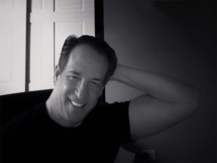 """william mazdra selfie"" (c) William Mazdra"