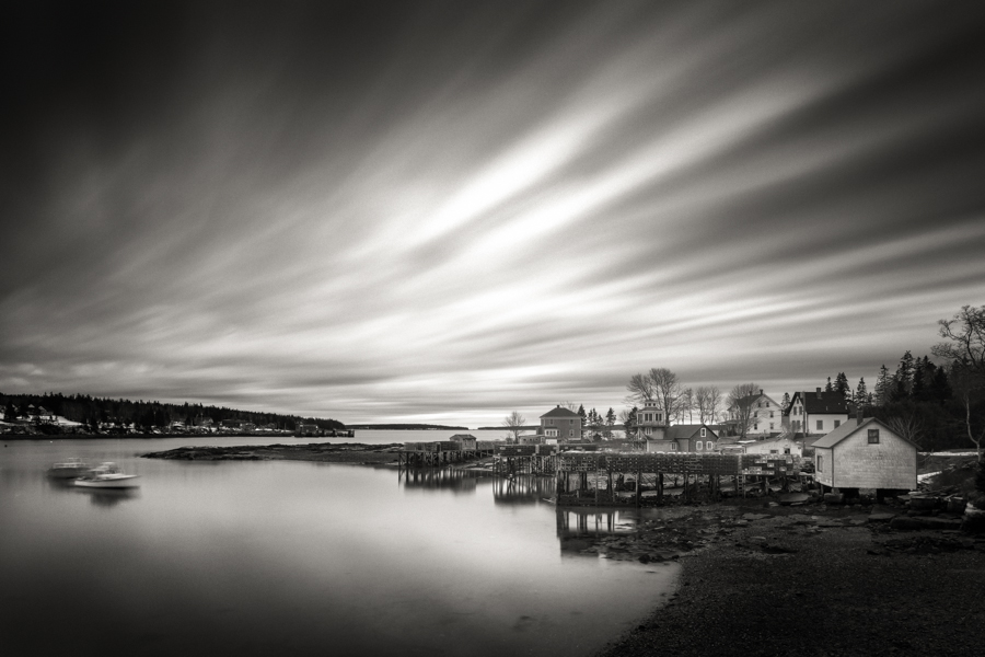 """Bass Harbor"" (c) Nate Parker"