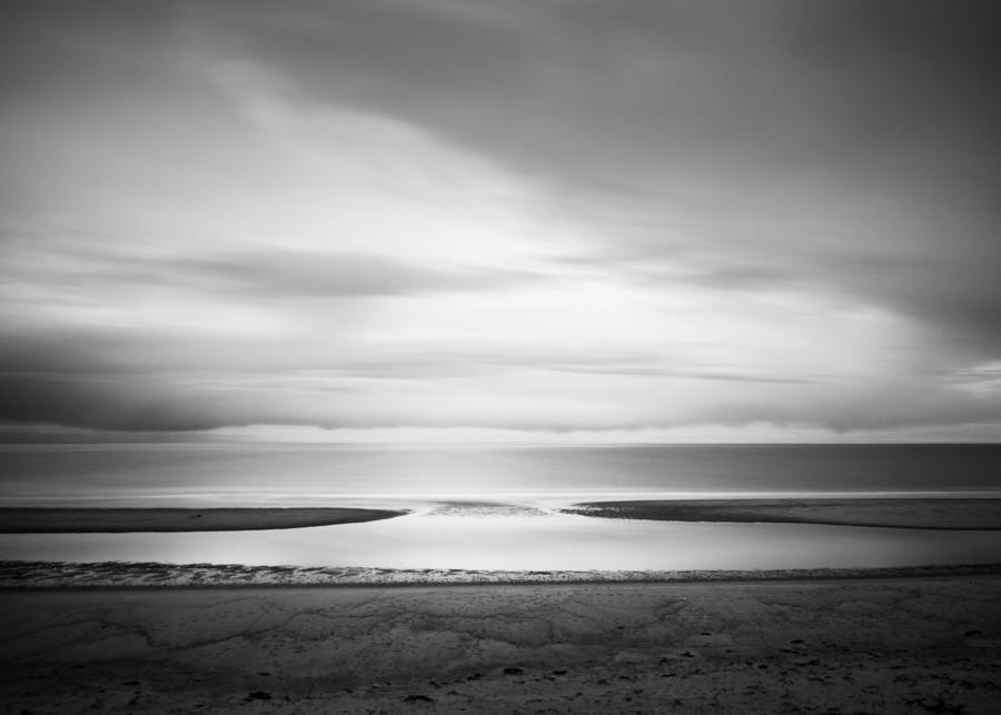 """""""Cape Cod Low Tide Textures VII"""" (c) Nate Parker"""