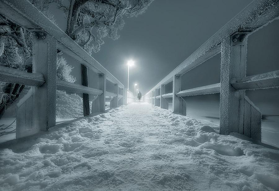 """Ghostbridge""(c) Mikko Lagerstedt"
