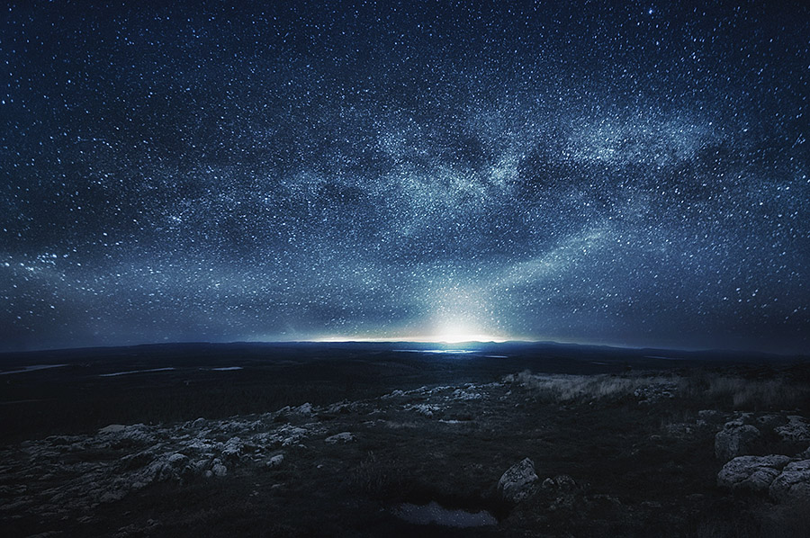"""Night""(c) Mikko Lagerstedt"