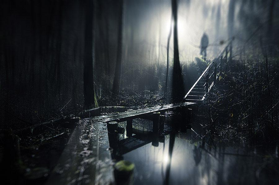"""""""Strange Ways""""(c) Mikko Lagerstedt"""
