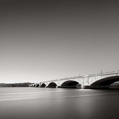 """Arlington Memorial Bridge"" Washington D. C. (c) David Fokos"