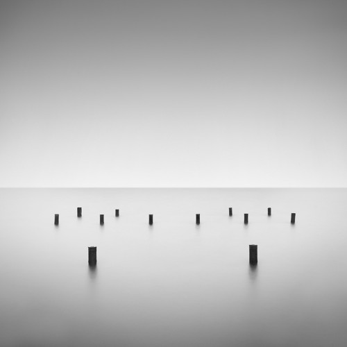 """12 Poles"" (c) Thomas Leong"