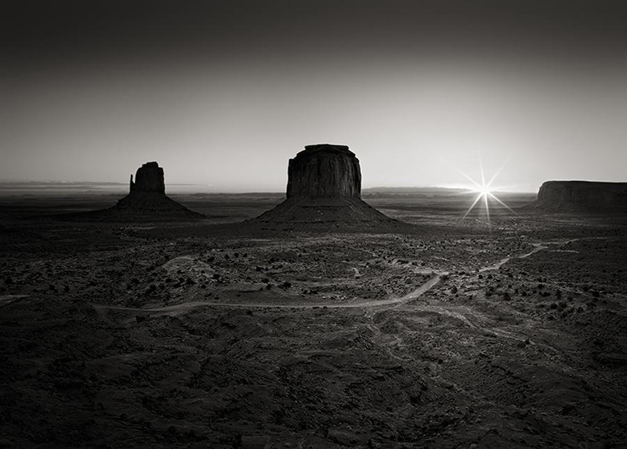 Monument Valley Sunrise (c) Steve Silverman